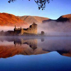 castello di kichurn scozia